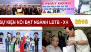 Bình chọn các sự kiện nổi bật Ngành LĐ-TB&XH năm 2016