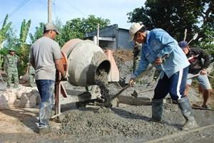 Bình Định: Năm 2017, 12 xã đăng ký về đích nông thôn mới