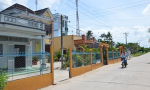 Bình Định: Phước Sơn nỗ lực về đích nông thôn mới