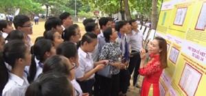 Bình Định:Triển lãm và trưng bày tư liệu Hoàng Sa, Trường Sa