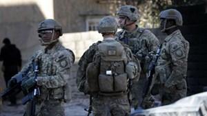 Binh sĩ Mỹ đầu tiên thiệt mạng ở Syria