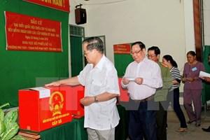 Bình Thuận: Bầu thiếu nhiều đại biểu HĐND huyện, xã