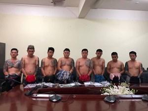Bộ Công an khởi tố băng nhóm Vũ 'bông hồng'