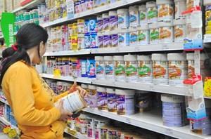 Bộ Công thương sẽ quản lý  giá sữa