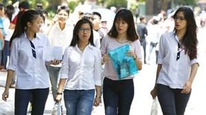 Bộ Giáo dục và Đào tạo lưu ý thí sinh về thông tin tuyển sinh