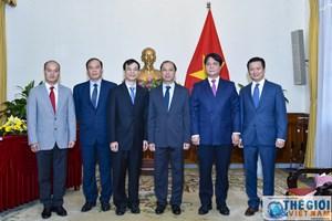 Bộ Ngoại giao điều động, bổ nhiệm nhiều lãnh đạo cấp Vụ