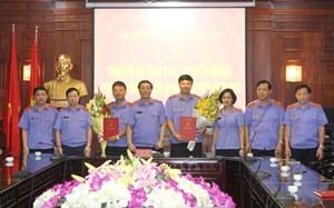 Bổ nhiệm nhân sự VKSNDTC và TAND tỉnh Khánh Hòa