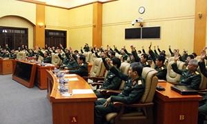 Bộ Quốc phòng giới thiệu 3 ứng viên ĐBQH khóa XIV
