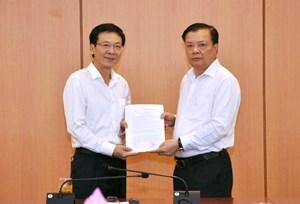 Bộ Tài chính bổ nhiệm Cục trưởng Cục Quản lý công sản