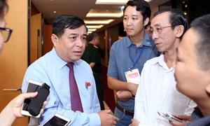 Bộ trưởng KH&ĐT: Việc mở rộng sân bay Tân Sơn Nhất 'cấp bách lắm rồi'