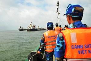 Bộ Tư lệnh Vùng Cảnh sát biển 2 với công tác chống tội phạm trên biển