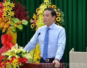 Bồi dưỡng cho hơn 90 cán bộ nguồn Thành ủy TP Hồ Chí Minh