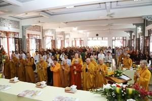Bồi dưỡng nghiệp vụ thông tin truyền thông Phật giáo toàn quốc