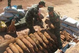 Quảng Trị: Nỗ lực khắc phục hậu quả bom mìn