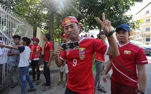 Bóng đá ở cố đô Yangon