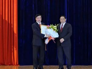 Chủ tịch LĐLĐ Việt Nam làm Bí thư Tỉnh uỷ Đắk Lắk