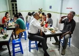 Bún chả Việt Nam lên CNN