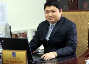 Ông Vũ Đình Duy bị buộc thôi việc từ ngày 1/12
