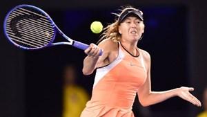 'Búp bê Nga' Sharapova được đặc cách dự Madrid Open 2017