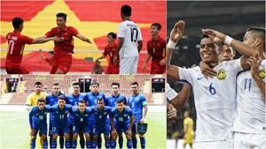BXH bóng đá nam SEA Games 29: Việt Nam dẫn đầu, Malaysia 'đấu' Myanmar