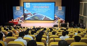 Hội thảo Quốc tế về giá trị Di sản công viên địa chất Lý Sơn- Sa Huỳnh