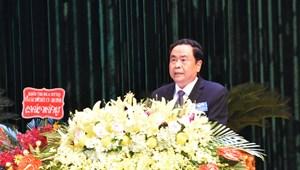 BẢN TIN MẶT TRẬN: Chủ tịch Trần Thanh Mẫn dự Đại hội đại biểu MTTQ Việt Nam tỉnh Bắc Giang lần thứ XIV