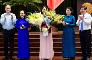 Giám đốc Sở Tài chính được bầu Phó Chủ tịch HĐND TP HCM