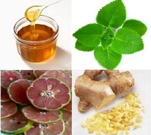 Các bài thuốc chữa ho từ thiên nhiên