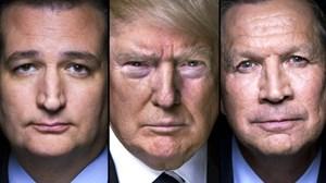 Các ứng viên đảng Cộng hòa bất ngờ bắt tay chống Donald Trump
