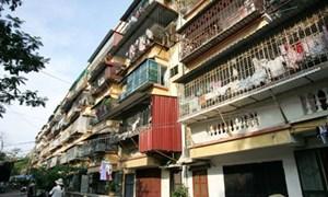 Cải tạo chung cư cũ Hà Nội được xây cao 21-24 tầng