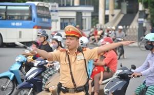 Cấm nhiều tuyến đường phục vụ lễ tang Chủ tịch nước