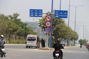 Cấm ô tô lưu thông một số tuyến đường tại trung tâm  TP HCM