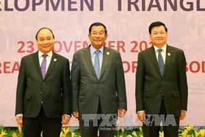 Campuchia - Lào - Việt Nam: Khẳng định quyết tâm duy trì quy chế hợp tác