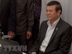 Campuchia: Ông Kem Sokha bị tạm giam thêm 6 tháng để phục vụ điều tra