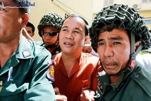 Campuchia phạt tù nghị sỹ đảng đối lập