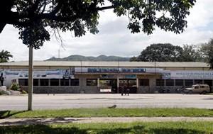 Căn cứ quân sự Venezuela bị tấn công