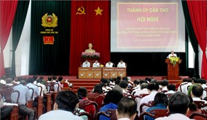 Cần Thơ kỷ luật 5 tổ chức đảng và 813 đảng viên