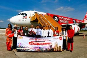Cần Thơ mở chuyến bay thẳng Quốc tế đầu tiên đến Malaysia
