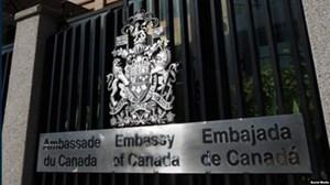 Canada tạm đình chỉ hoạt động của Đại sứ quán tại Venezuela