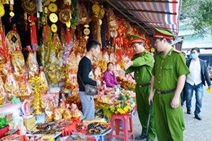 Cảnh sát hình sự sẽ mật phục tại các điểm lễ hội