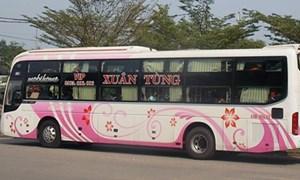 Cảnh sát kinh tế bắt xe khách chở gần 2 tạ da thịt 'bốc mùi'