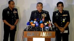 Cảnh sát Malaysia công bố báo cáo sơ bộ về vụ sát hại ông Kim Jong-nam