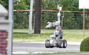 Cảnh sát Mỹ sử dụng robot sát thủ tiêu diệt nghi phạm ở Dallas