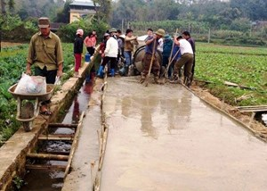 Cao Bằng: Huy động các nguồn lực xây dựng nông thôn mới