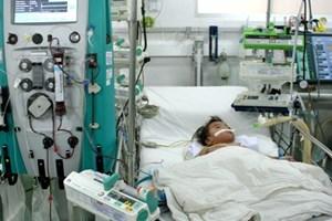 Cấp cứu kịp thời cho bệnh nhi 5 tuổi suy tim cấp nặng