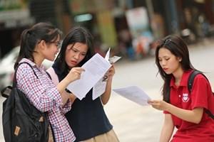 Cập nhật điểm chuẩn đầu vào của gần 60 trường đại học