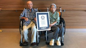 Cặp vợ chồng lập kỷ lục sống thọ nhấtthế giới