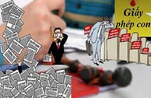 Cắt giảm điều kiện kinh doanh