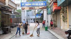 Câu lạc bộ tình nguyện vì môi trường