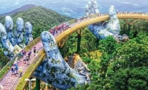 Cầu Vàng - 1 trong 100 địa điểm tuyệt vời nhất trên thế giới 2018